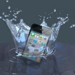 iPhoneをお風呂に落とした!?水没後の3つの対処法!!